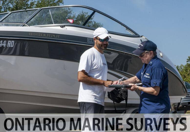 Marine Survey Ontario