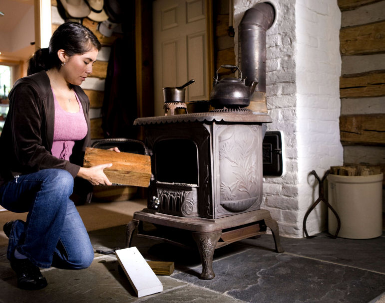 Owning a wood stove