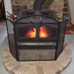 Fireplace Grate Insurance